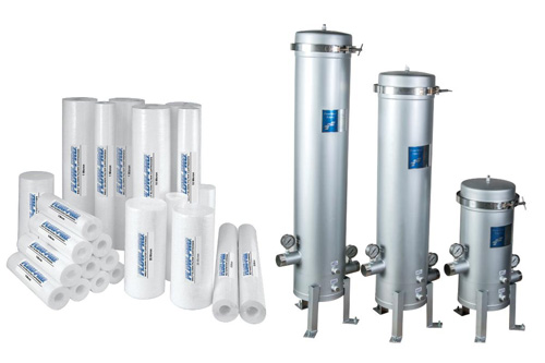 Water Filter Cartridges And Housings
